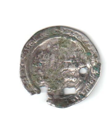 Dírham de Al-Hakam II, Medina Azahara, 352 H Hakamr10