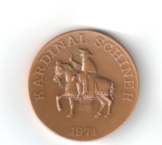 Medalla para id. Kardan10