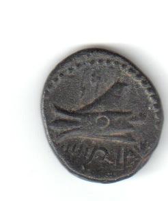 AE16 de Arados. Fenicia Prorev10