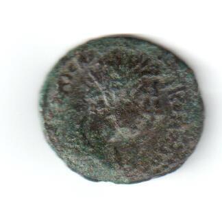 AE19 de Cómodo. Hermes. Filipopolis Prov2a10