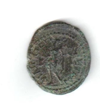 AE19 de Cómodo. Hermes. Filipopolis Prov2r10