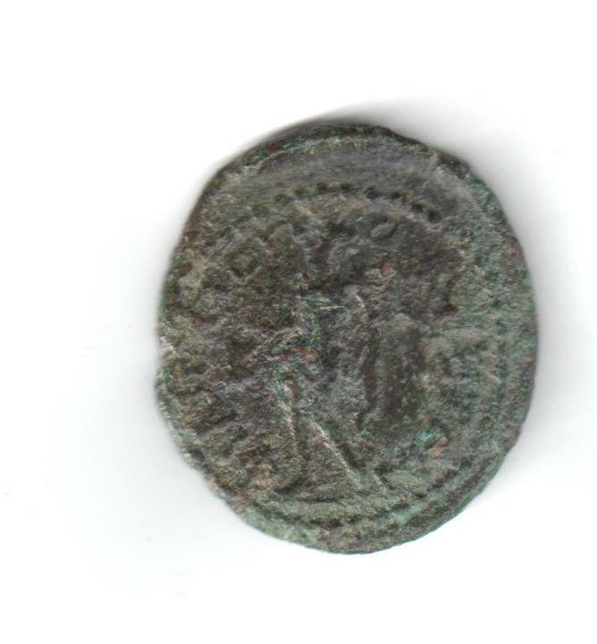 AE19 de Cómodo. Hermes. Filipopolis Prov2r11