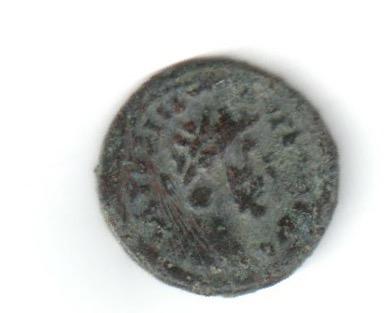 AE20 de Cómodo. Zeus sedente a izq. Filipopolis Provan10