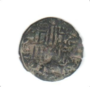 Cornado falso de época de Alfonso XI Santre10