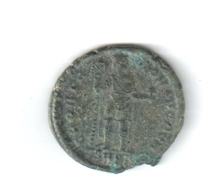 Decargiro de Teodosio I. GLORIA ROMANORVM. Nicomedia Theodr10