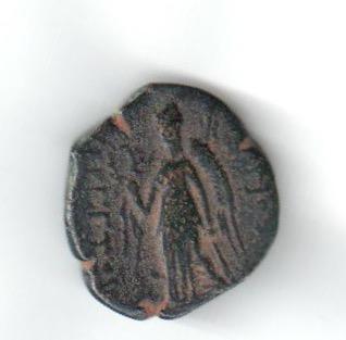 AE18 de Antioco VII. Victre10