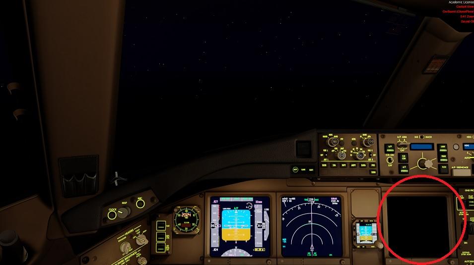 PMDG 777-300 ER LCD 77710