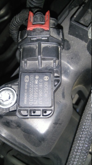 Que es el Sensor MAP - funcionamiento - A17DTS (lud) Dsc_0812