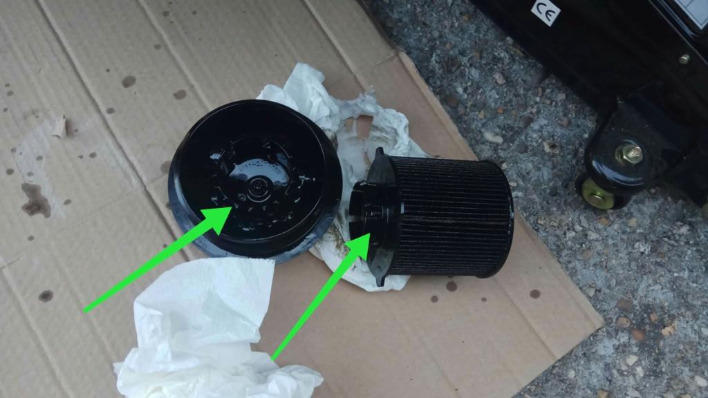 (Brico J) Cambio de filtro combustible (diesel) en astra J A17DTS Img_2035