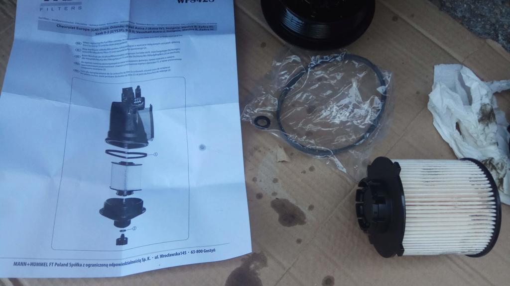 (Brico J) Cambio de filtro combustible (diesel) en astra J A17DTS Img_2037