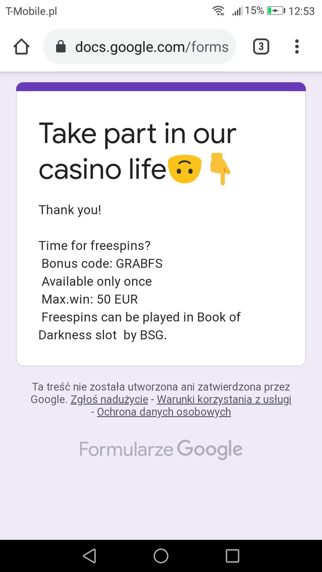 SlotWolf Casino darmowe promocje - Page 2 Screen19