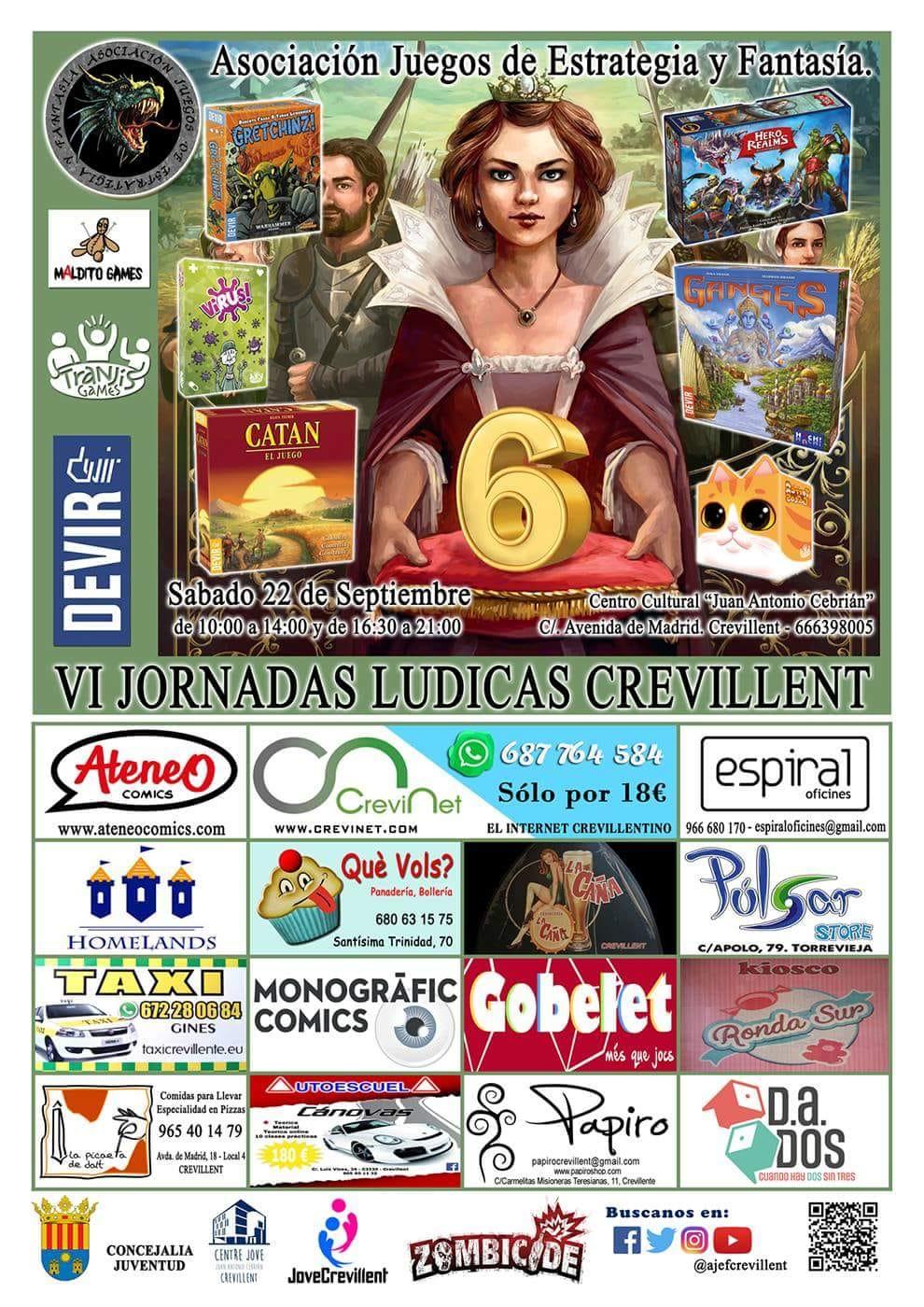 VI Jornadas Ludicas de Crevillente (Sábado 22 de Septiembre 2018)  Img-2010