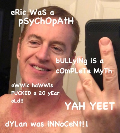 Eric Harris and Dylan Klebold memes. - Page 18 Cullen10