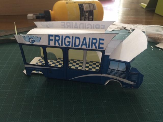 """Citroën H """"Frigidaire"""" Casco110"""