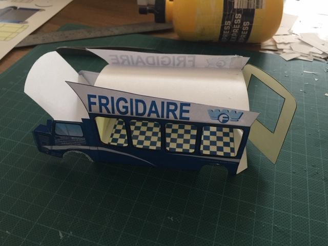 """Citroën H """"Frigidaire"""" Casco210"""