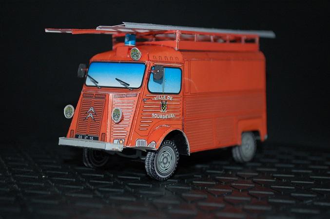 """Citroën H """"Sapeurs Pompiers de Sourdeval"""" Sourde12"""