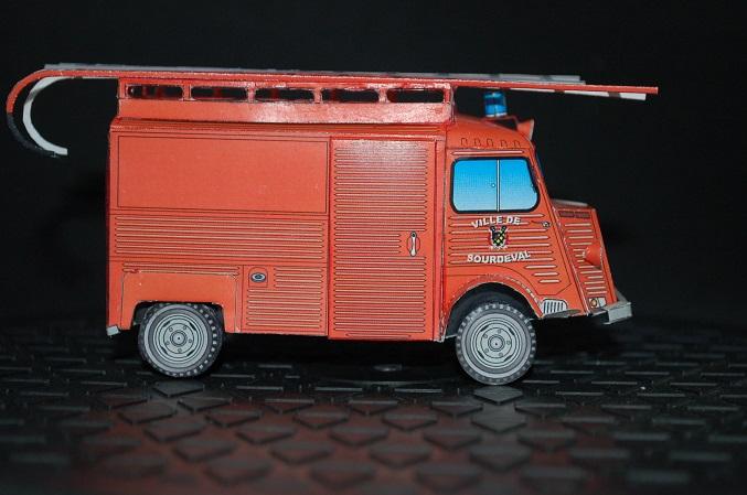 """Citroën H """"Sapeurs Pompiers de Sourdeval"""" Sourde15"""