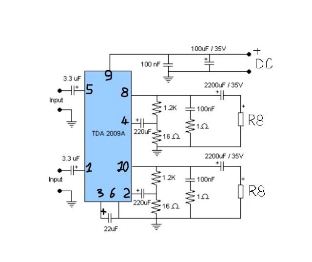 aiuto per tesi di laura sugli amplificatori - Pagina 3 Tda20010