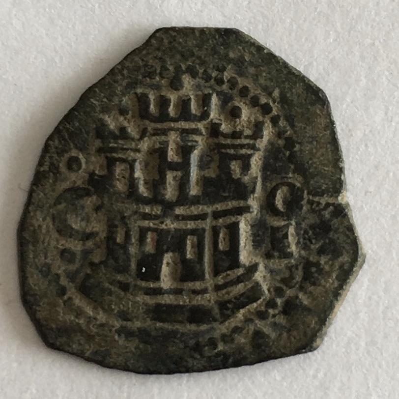2 maravedís de Felipe II, de Cuenca. Img_5137