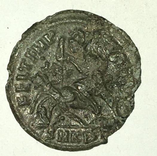 AE3 de Constancio II. FEL TEMP REPARATIO. Soldado alanceando jinete. Cycico Img_6125