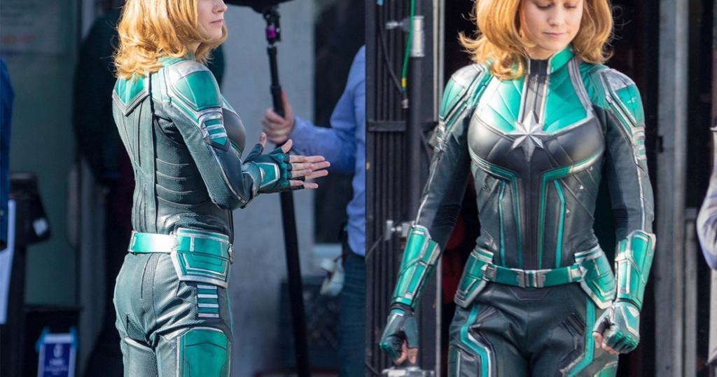 2019: Algo que no me cuadra con la Película de Miss Marvel, digo Captain Marvel 1-brie10