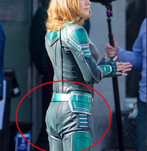 2019: Algo que no me cuadra con la Película de Miss Marvel, digo Captain Marvel 1-brie11
