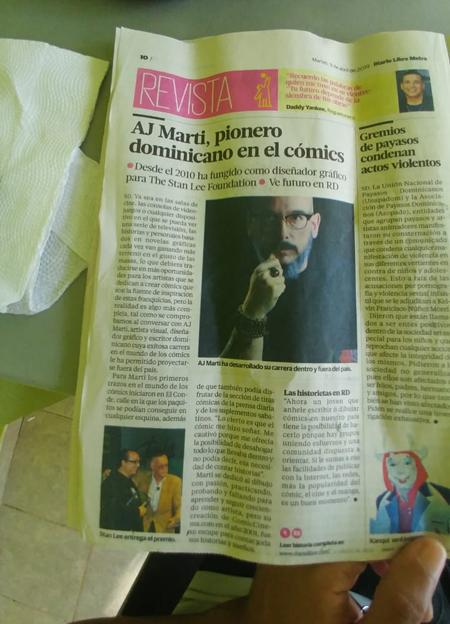 AJ Martí, pionero dominicano en el cómics  Aj_mar10