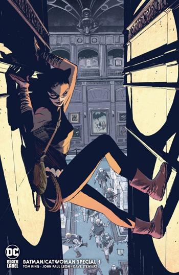 Fallece el Dibujante John Paul Leon Batman10
