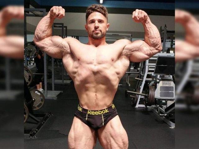 Robert Gapf vs Marcio Abreu Bodybu10