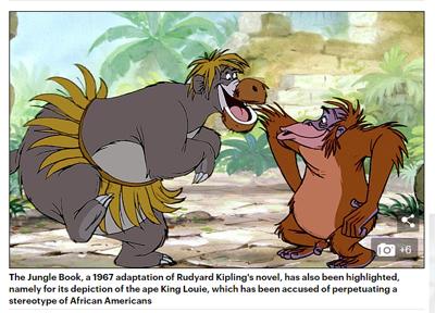Disney+ saca del catálogo infantil clásicos por contenido inapropiado Disney10