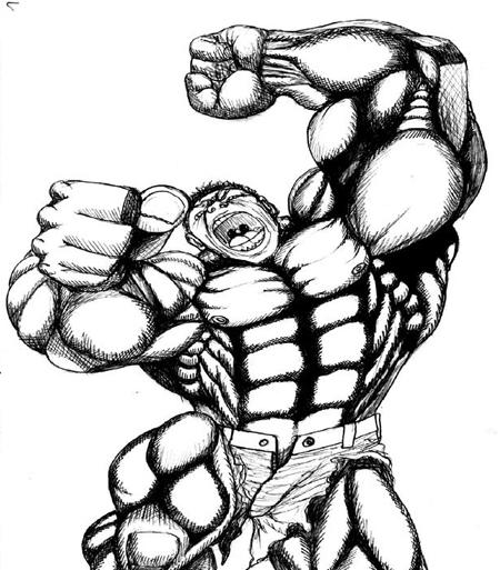 Robert Gapf vs Marcio Abreu Hulk_210