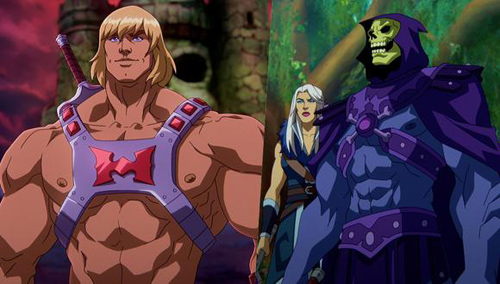 Masters of the Universe: Revelation Master10