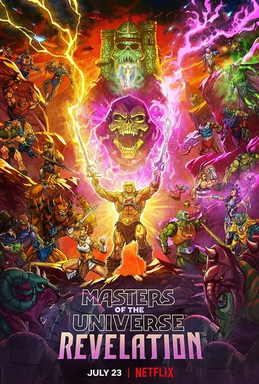 Masters of the Universe: Revelation Master11