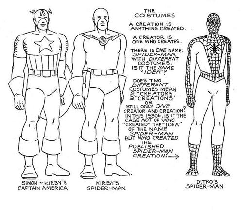 SOBRE STAN LEE: ¿Es Stan Lee el padre del comic? Spider10