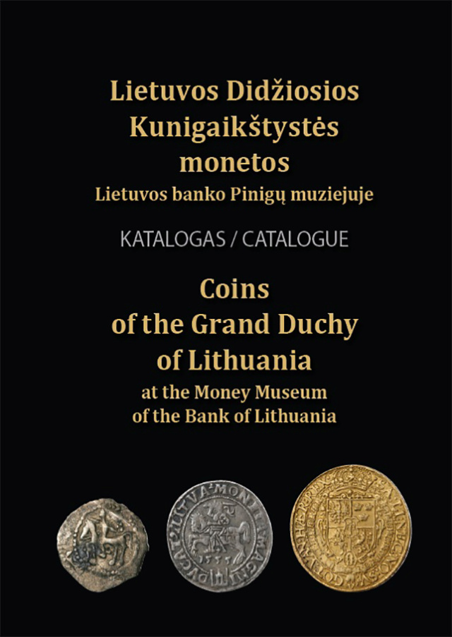 Coins of the Grand Duchy of Lithuania at the Money Museum of the Bank of Lithuania 112