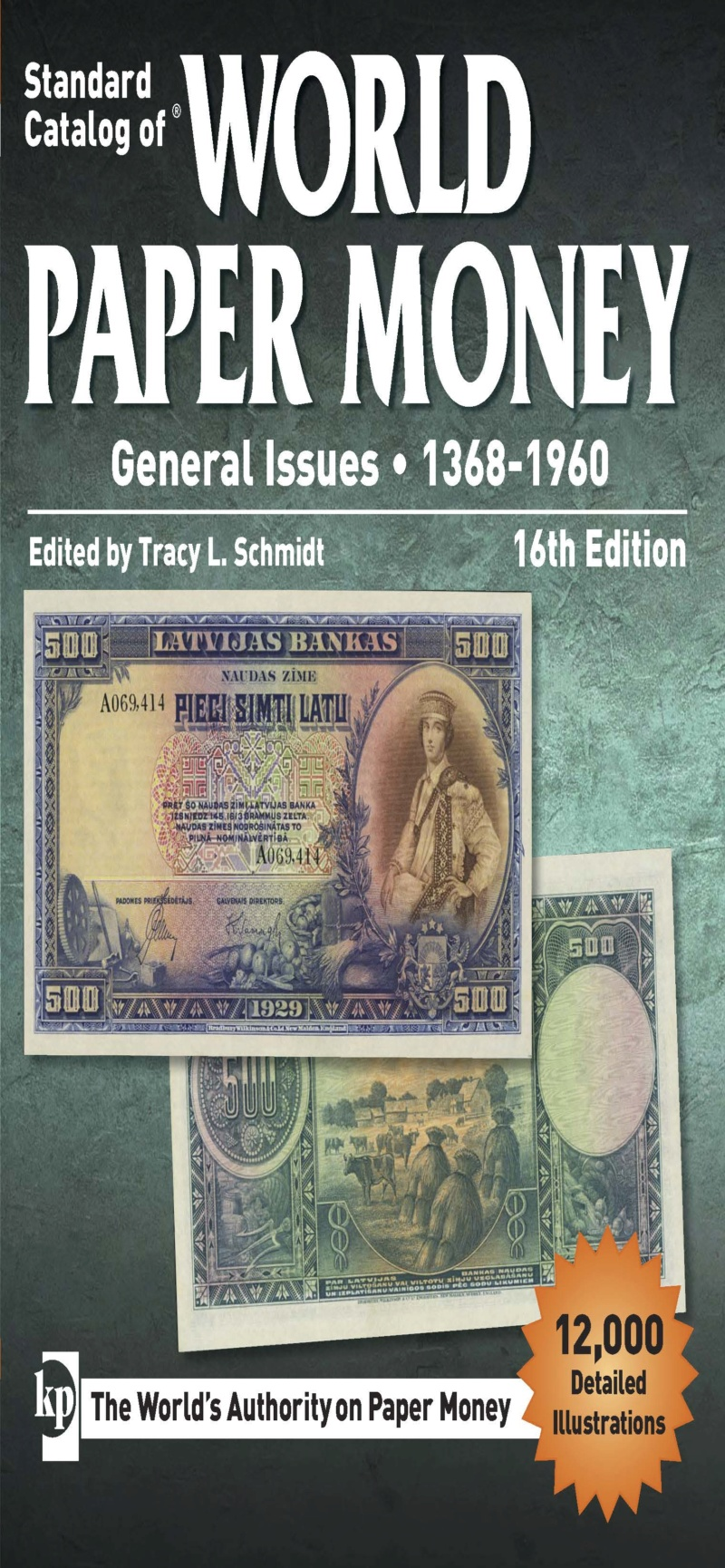 2017 World Paper Money  General Issues  1368-1960  16th edition 2017_w13