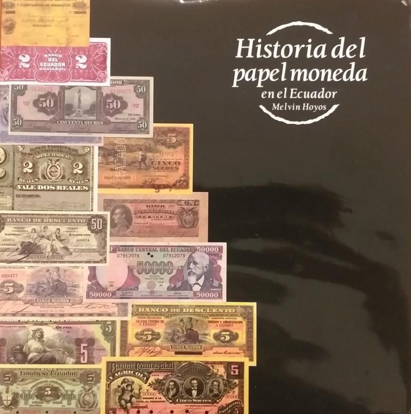 Historia del Papel Moneda de Ecuador Billet10