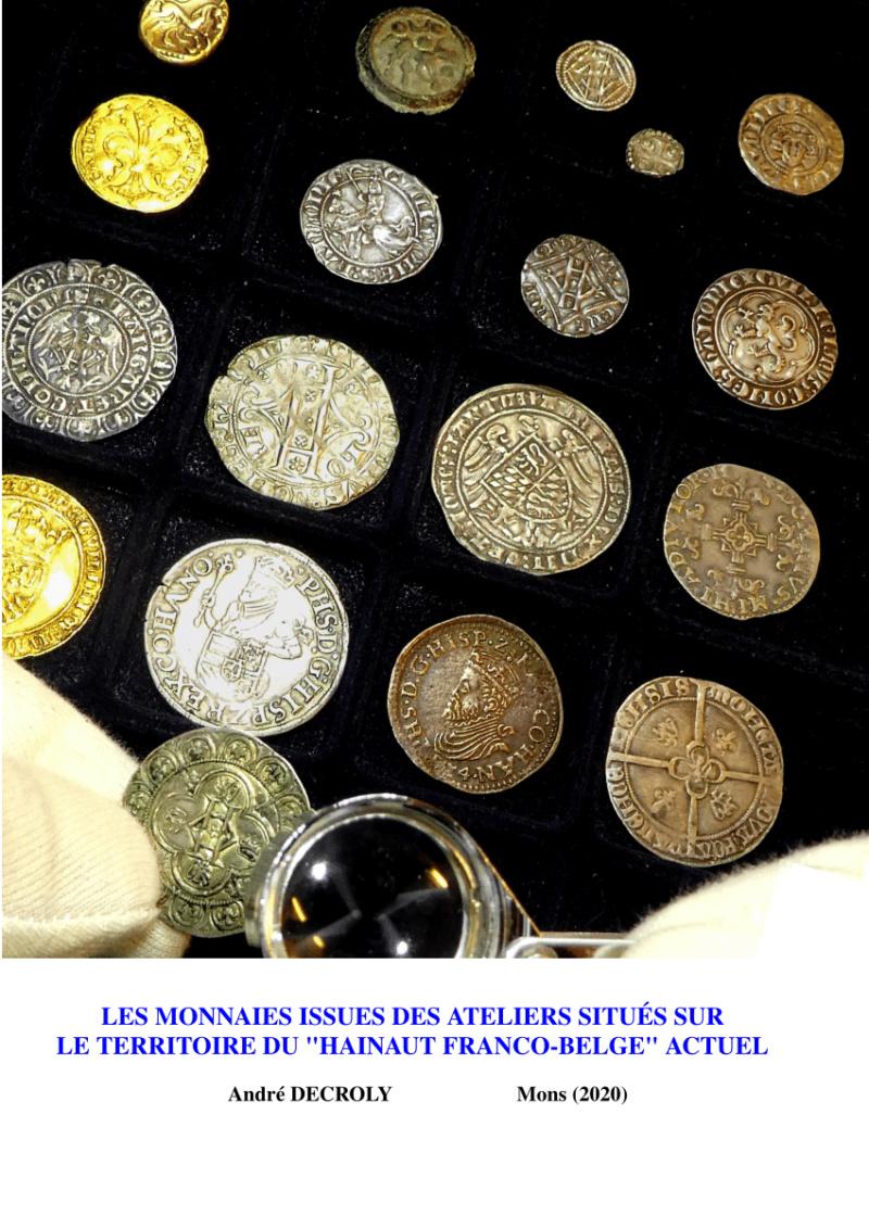 Les Monnaies issues des Ateliers situés sur le territoire du HAINAUT FRANCO-BELGE actuel  Largep10