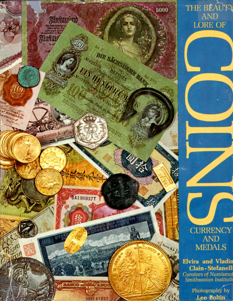 The beauty and lore of coins, currency and medals S-l16010
