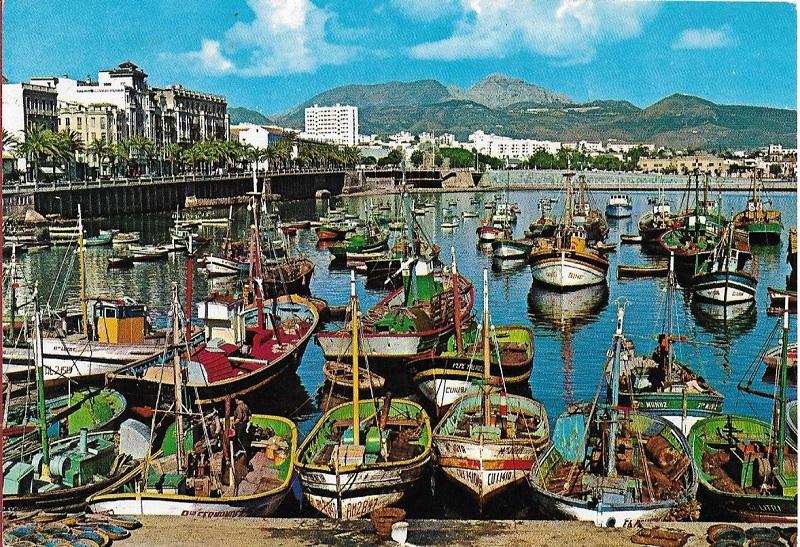 TEMATICA - Puertos pesqueros de España a través de las postales Ptopes10