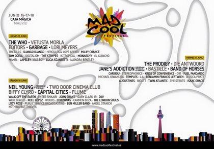 Mad Cool 2021: Red Hot Chili Peppers • Faith No More • Deftones... ¡Frusciante vuelve a Madrid!  - Página 10 Fotono10