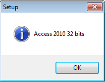 [Resolvido]Qual é a versão Access? Sem_tz10