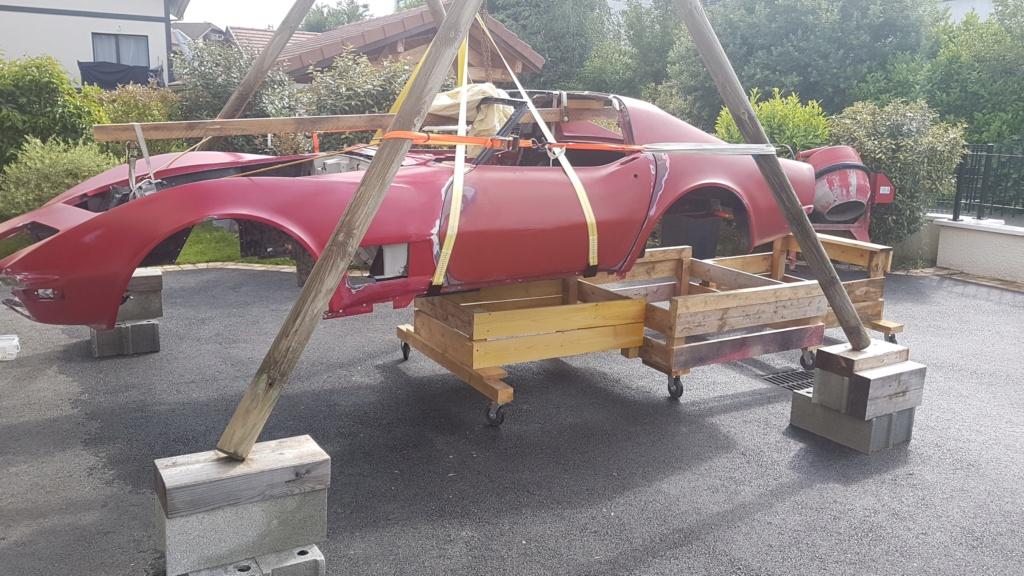Corvette C3 1971 : Après le nid douillet, se refaire une santé - Page 23 20200621