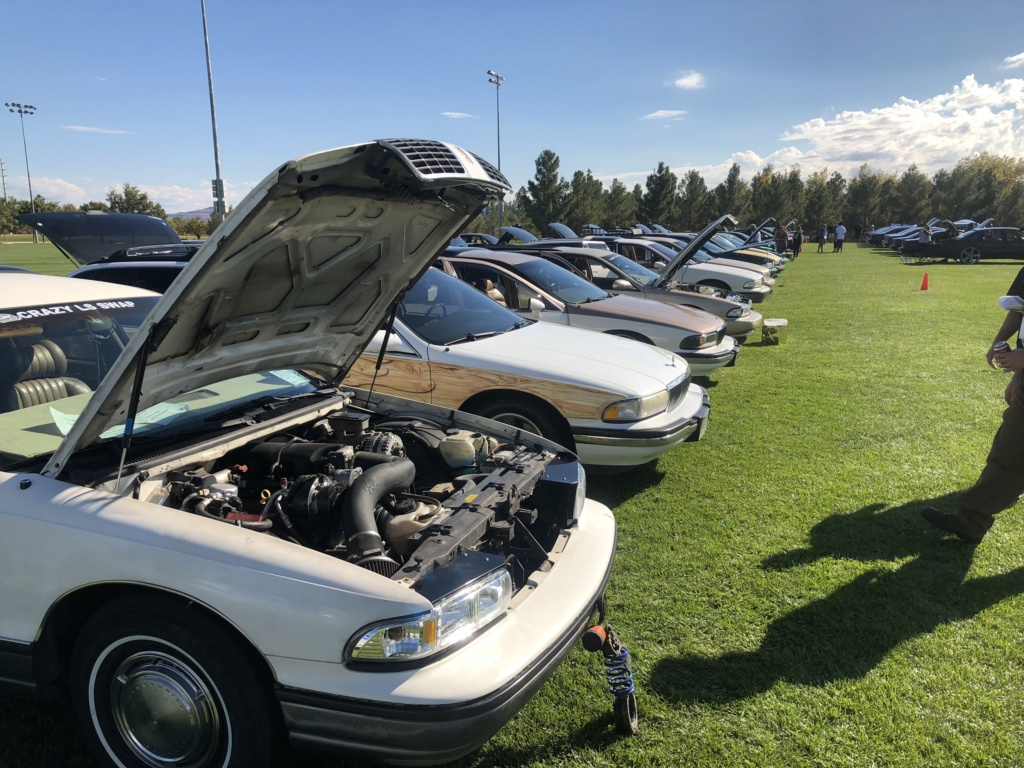 Roadmaster Was a Hit at a B-Body Show Img_8013