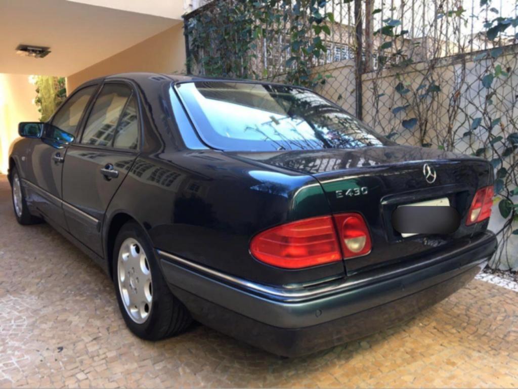 """Mercedes w210: E430 """"B4"""" - Vendido 12bd8111"""