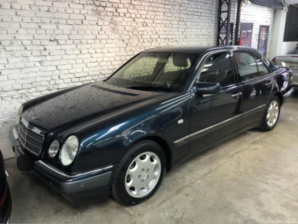 """Mercedes w210: E430 """"B4"""" - Vendido 94c69c10"""