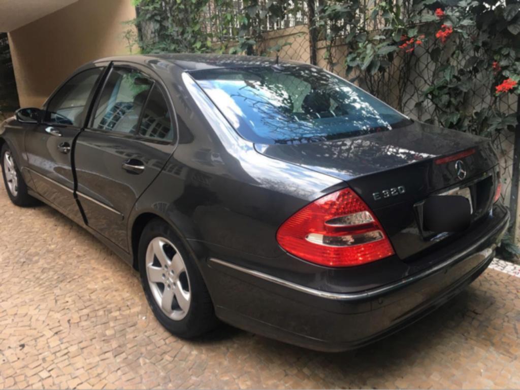 """(Vendo) Mercedes w211 E-320 avant.. 2004 """" imaculada"""" R$76.000,00 C0b87a10"""