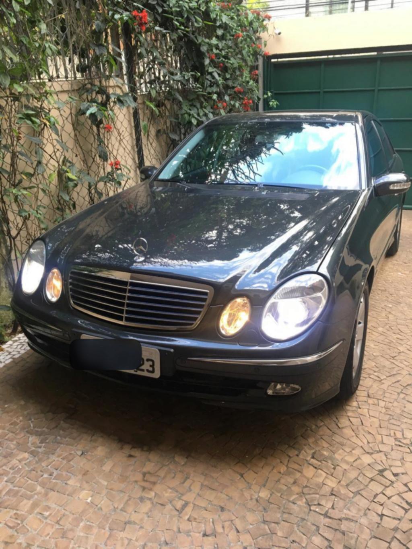 """(Vendo) Mercedes w211 E-320 avant.. 2004 """" imaculada"""" R$76.000,00 C2057e10"""