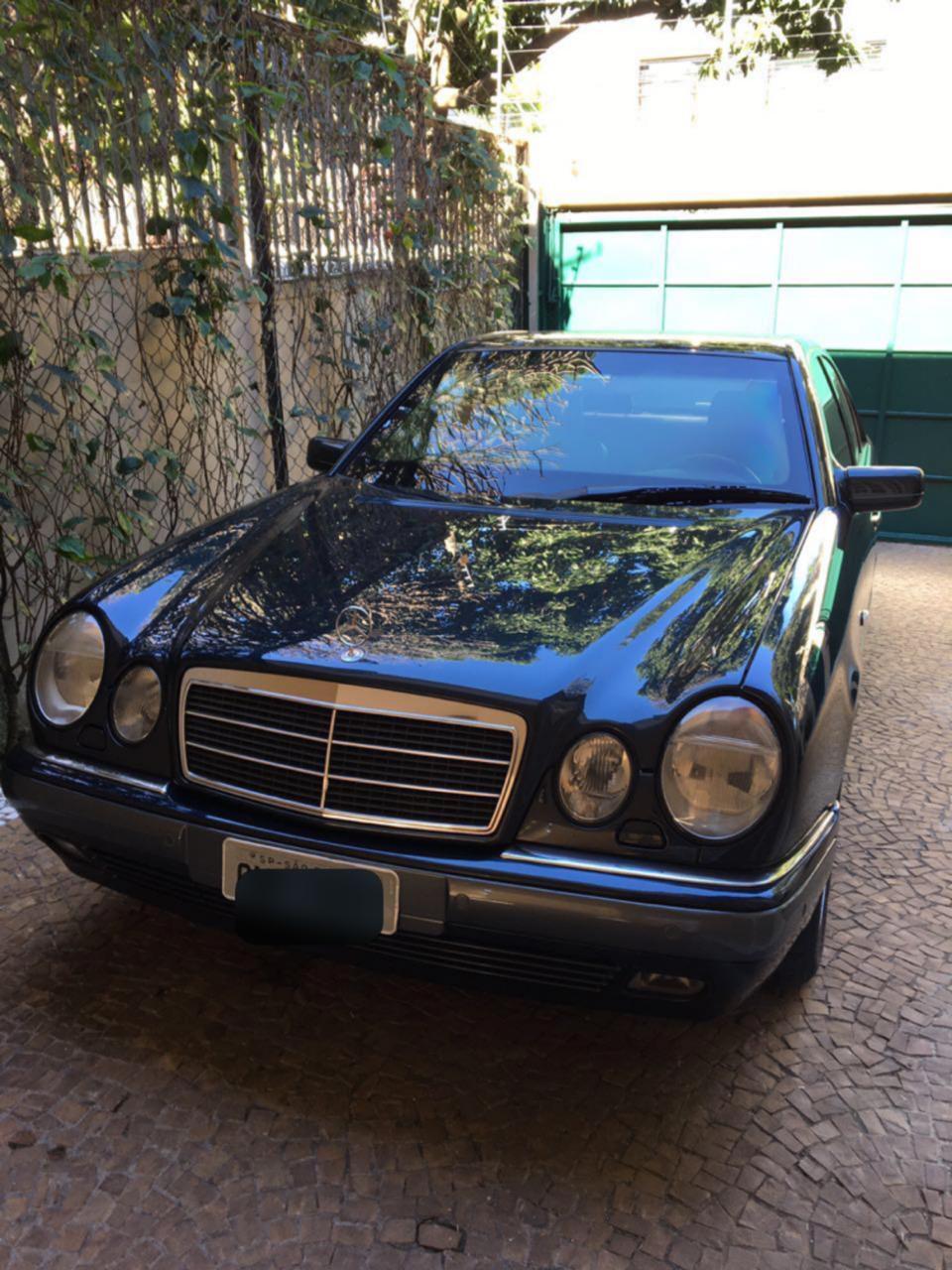 """Mercedes w210: E430 """"B4"""" - Vendido Fc5bbc11"""