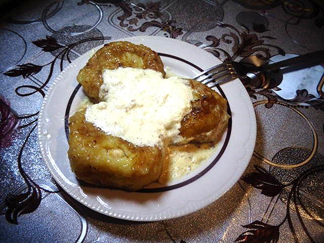 Пызы. Блюдо белорусской кухни. 185